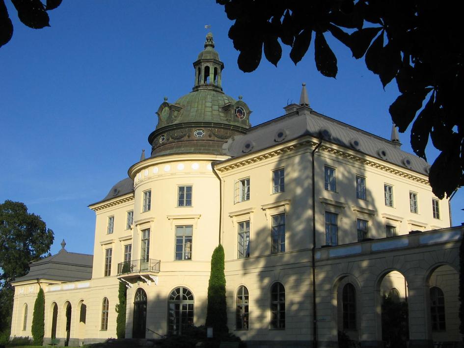 Nya slottet Bjärka Säby